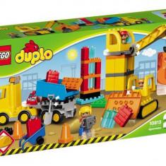 Lego Duplo Santier Mare L10813