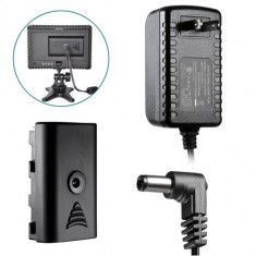AC power adapter CN-160 pt tip acumulator SONY NP-F550 NP-F970 F330