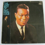 Vand disc vinil The best of Nat King Cole