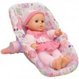 Jucarie Scaun Port bebe si bebelus inclus - Papusa
