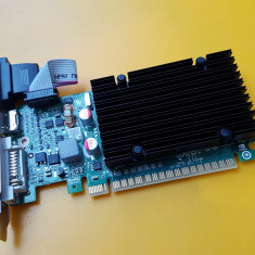 48S.Placa Video EVGA GeForce 8400GS, 512MB DDR3-64Bit, PCI-e, VGA-DVI-HDMI - Placa video PC Evga, PCI Express, nVidia