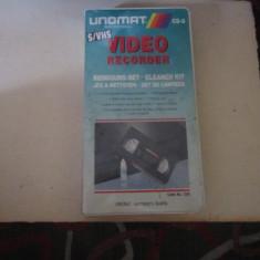Caseta video pentru curatat capul de redare - Film Colectie, Altele