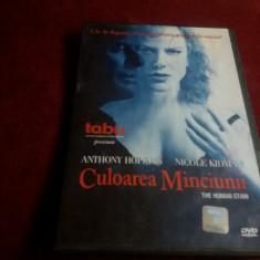FILM DVD CULOAREA MINCIUNII - Film romantice, Engleza