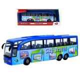 Jucarie Autobuz albastru pentru turisti Touring Bus 3745005 Dickie - Vehicul