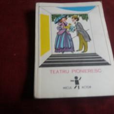 TEATRU PIONIERESC MICUL ACTOR TEATRU - Carte de povesti