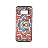 Carcasa Occa Artist Lotus Mandala pentru Samsung Galaxy S8 G950 3D print cu cristale