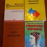 4 carti de PEDAGOGIE / R2P1S