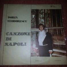 Dorin Teodorescu-Canzone Di Napoli-Electrecord ST ECE 03599 vinil - Muzica Opera