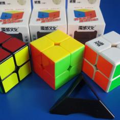Cub Rubik 2x2x2 MoYu WeiPo Profesional 50mm - Jocuri Logica si inteligenta