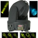 Efect de lumină Beamz MHL-60 Spot 60W LED cap mobil 12 DMX - Efect Chitara