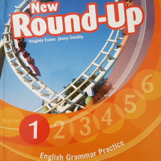 NEW ROUND-UP 1 - English Grammar Book - Curs Limba Engleza