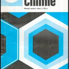 Chimie - Manual pentru clasa XII-a - Autor(i): C.D. Albu, I. Ionescu - Carte Chimie