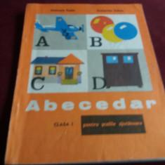 ABECEDAR PENTRU SCOLILE AJUTATOARE - Carte educativa