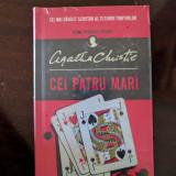 Agatha Christie cei patru mari