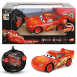 Jucarie Masina Cars Fulger Mc Queen RC Turbo Racer Fulger Lighting Mcqueen 3084003 Dickie - Masinuta