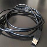 Cablu USB 2.0 - negru - 2m