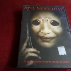 FILM DVD APEL NEPRELUAT, Engleza