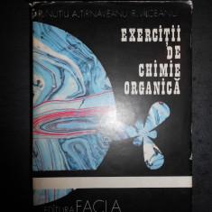 R. NUTIU, A. TARNAVEANU, R. VALCEANU - EXERCITII DE CHIMIE ORGANICA