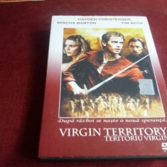 FILM DVD VIRGIN TERRITORY - Film actiune, Engleza