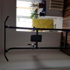 Aparat de fitness Power Tower - Aparat multifunctionale fitness