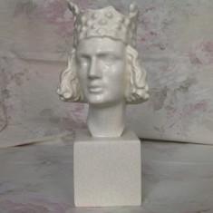 Statueta / figurina / bibelou din faianta craquelle, William Goebel - Bibelou vechi