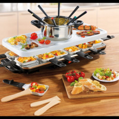 Gratar Raclette & fondue set