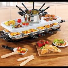 Gratar Raclette & fondue set - Gratar electric