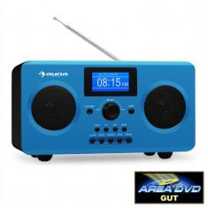 Auna Quartz 150 WiFi Internet Radio AUX RDS - Aparat radio