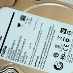 Okazie: HDD SATA 4 Tb SEAGATE, sigilate, pret minim, garantie - Hard Disk Seagate, Rotatii: 5400