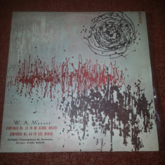 Mozart-Simfonia 39 si 40-Karl Bohm- Electrecord ECE 0232 vinil vinyl - Muzica Clasica