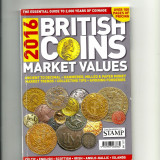 BRITISH COINS MARKET VALUES 2016