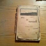 IASII DE ODINIOARA - vol. I - Rudolf Sutu - Iasi, 1923, 316 p. - Carte veche, Humanitas