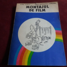 AUREL MASCA - MONTAJUL DE FILM