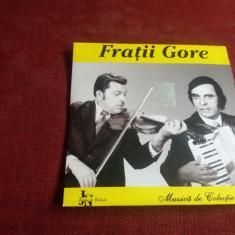 CD FRATII GORE - Muzica Lautareasca