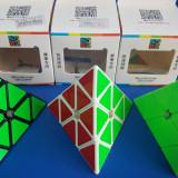 Cub Rubik MoFangJiaoShi Pyraminx Profesional (speedcubing)