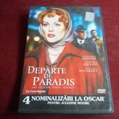 FILM DVD DEPARTE DE PARADIS - Film romantice, Engleza