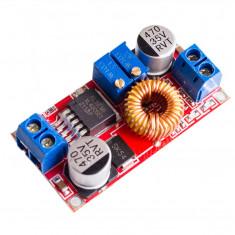 DC-DC converter step-down, IN: 4-38V, OUT: 1.25-36V, (5A) XL4005 (DC240)