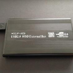 Vand HDD extern Toshiba portabil, capacitate 500GB, plin cu filme Blu-Ray si Blu-Ray 3D, 200-499 GB, Rotatii: 5400, 2.5 inch, 8 MB
