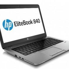 Laptop HP EliteBook 840 G1, Intel Core i7 Gen 4 4600U 2.1 GHz, 8 GB DDR3, 128 GB SSD, WI-FI, Bluetooth, Webcam, Card Reader, Finger Print, Displa