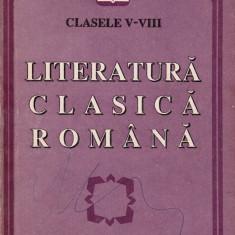 Literatură clasică română - Carte Teste Nationale Altele