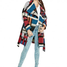 Palton GUESS - Oversized Coat - Palton dama Guess by Marciano, Marime: S, Culoare: Din imagine