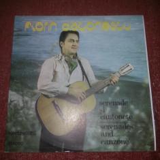 Florin Diaconescu-Serenade si Cantonete-Electrecord ST ECE 02469 vinil - Muzica Ambientala