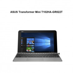 Laptop ASUS Transformer Mini T102HA-GR022T, SSD 128GB, RAM 4GB, Procesor 1, 44GHz, Intel Atom, eMMC