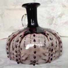 Superba Vaza din sticla, artist scandinav - Vaza sticla