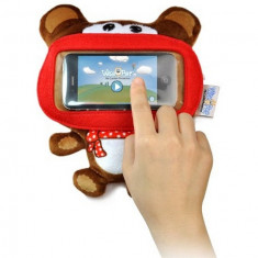 Wise Pet Cuddly - Plus 20cm -Interactiv aplicatie Android IOS -ORIGINAL, NOU !!! - Jocuri Forme si culori, Unisex