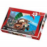 Jucarie Puzzle masina curse Bucsa 100 pcs 16187 Trefl