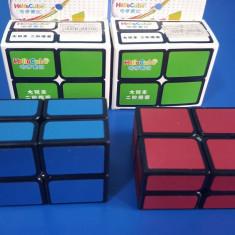 Cub Rubik 2x2x2 HelloCube Flat - 40x60x75mm - Jocuri Logica si inteligenta