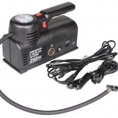 Mini compresor Pompa electrica 220V/12V