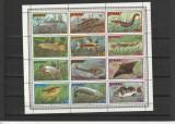 Fauna pesti Guyana., Nestampilat