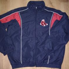 Jacheta baseball Genuine Merchandise  Boston Red Sox marimea XXL+fular bonus